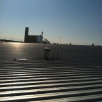 Commercial roofing repair and service